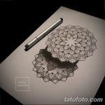 фото Эскизы индийских тату от 09.10.2017 №150 - Sketches of Indian tattoos - tatufoto.com