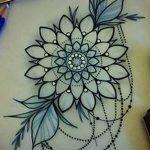 фото Эскизы индийских тату от 09.10.2017 №154 - Sketches of Indian tattoos - tatufoto.com