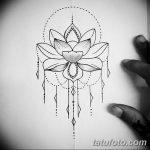 фото Эскизы индийских тату от 09.10.2017 №163 - Sketches of Indian tattoos - tatufoto.com