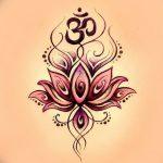 фото Эскизы индийских тату от 09.10.2017 №173 - Sketches of Indian tattoos - tatufoto.com