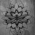 фото Эскизы индийских тату от 09.10.2017 №177 - Sketches of Indian tattoos - tatufoto.com