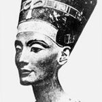 фото Эскизы тату Нефертити от 02.10.2017 №052 - Sketches of Nefertiti - tatufoto.com