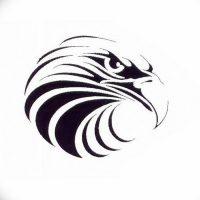 Эскизы тату орёл