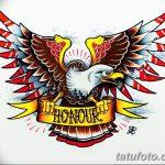 фото Эскизы тату орёл от 21.10.2017 №123 - Sketches of an eagle tattoo - tatufoto.com