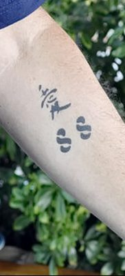 фото нацистские тату 88 от 28.10.2017 №008 – Nazi tattoos 88 – tatufoto.com