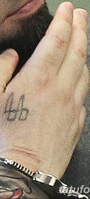 фото нацистские тату 88 от 28.10.2017 №010 – Nazi tattoos 88 – tatufoto.com