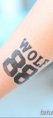 фото нацистские тату 88 от 28.10.2017 №017 – Nazi tattoos 88 – tatufoto.com