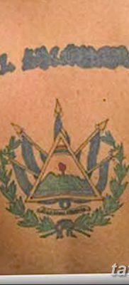фото нацистские тату 88 от 28.10.2017 №018 – Nazi tattoos 88 – tatufoto.com
