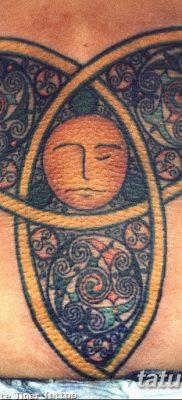 фото татуировка триксель от 23.10.2017 №081 – triksel tattoo – tatufoto.com