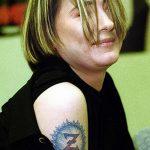 фото татуировок земфиры от 12.10.2017 №008 - photos of tattoos - tatufoto.com