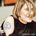 фото татуировок земфиры от 12.10.2017 №025 - photos of tattoos - tatufoto.com