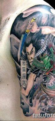 фото тату Якудза от 25.10.2017 №006 – tatu Yakuza – tatufoto.com