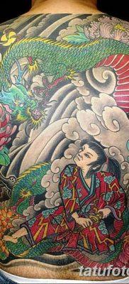 фото тату Якудза от 25.10.2017 №028 – tatu Yakuza – tatufoto.com