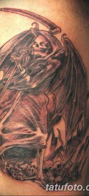 фото тату ангел смерти от 28.10.2017 №003 – angel death tattoo – tatufoto.com