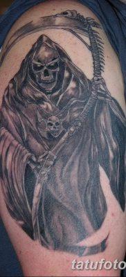 фото тату ангел смерти от 28.10.2017 №006 – angel death tattoo – tatufoto.com