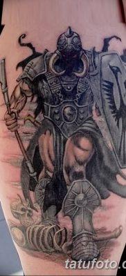 фото тату ангел смерти от 28.10.2017 №021 – angel death tattoo – tatufoto.com