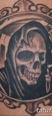 фото тату ангел смерти от 28.10.2017 №043 – angel death tattoo – tatufoto.com