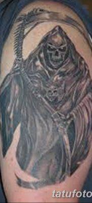 фото тату ангел смерти от 28.10.2017 №060 – angel death tattoo – tatufoto.com