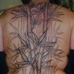 фото тату бамбук от 18.10.2017 №021 - tattoo bamboo - tatufoto.com