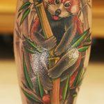 фото тату бамбук от 18.10.2017 №061 - tattoo bamboo - tatufoto.com