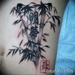 фото тату бамбук от 18.10.2017 №078 - tattoo bamboo - tatufoto.com