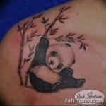 фото тату бамбук от 18.10.2017 №094 - tattoo bamboo - tatufoto.com