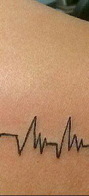 фото тату даты рождения от 11.10.2017 №038 – Date of birth tattoo – tatufoto.com
