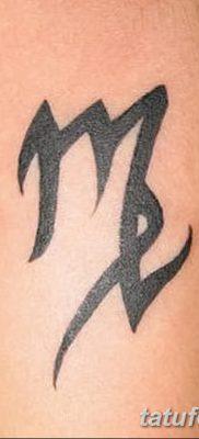фото тату знак зодиака Скорпион от 21.10.2017 №008 – tattoo sign of the zodiac Scorpio