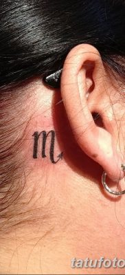 фото тату знак зодиака Скорпион от 21.10.2017 №016 – tattoo sign of the zodiac Scorpio