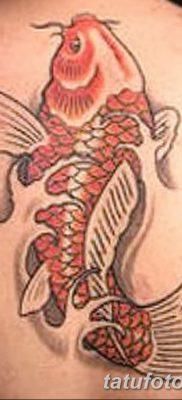 фото тату карась от 28.10.2017 №042 – carp tattoo – tatufoto.com
