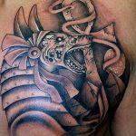 фото тату креста Анкх от 27.10.2017 №101 - Ankh tattoo - tatufoto.com