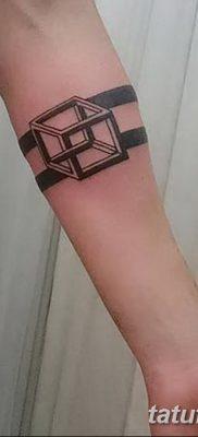 фото тату кубики от 28.10.2017 №023 – tattoos cubes – tatufoto.com