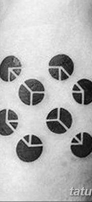 фото тату кубики от 28.10.2017 №027 – tattoos cubes – tatufoto.com