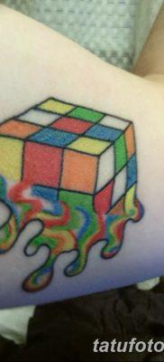фото тату кубики от 28.10.2017 №036 – tattoos cubes – tatufoto.com