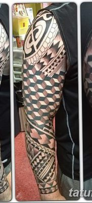фото тату кубики от 28.10.2017 №045 – tattoos cubes – tatufoto.com