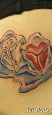 фото тату кубики от 28.10.2017 №046 – tattoos cubes – tatufoto.com