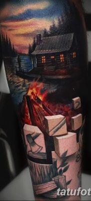 фото тату кубики от 28.10.2017 №050 – tattoos cubes – tatufoto.com