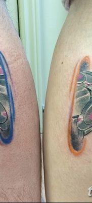 фото тату кубики от 28.10.2017 №054 – tattoos cubes – tatufoto.com
