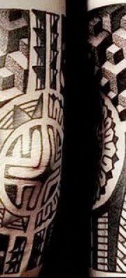 фото тату кубики от 28.10.2017 №064 – tattoos cubes – tatufoto.com