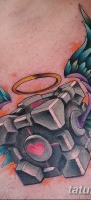 фото тату кубики от 28.10.2017 №072 – tattoos cubes – tatufoto.com