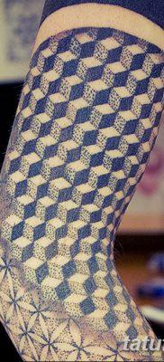 фото тату кубики от 28.10.2017 №085 – tattoos cubes – tatufoto.com
