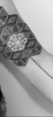 фото тату кубики от 28.10.2017 №097 – tattoos cubes – tatufoto.com