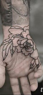 фото тату ладонь от 23.10.2017 №010 – palm tattoo – tatufoto.com