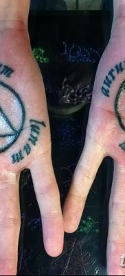 фото тату ладонь от 23.10.2017 №051 – palm tattoo – tatufoto.com