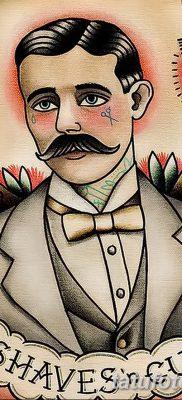 фото тату опасная бритва от 27.10.2017 №033 – tattoo dangerous razor – tatufoto.com