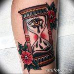 фото тату песочные часы от 21.10.2017 №049 - tattoo hourglass - tatufoto.com