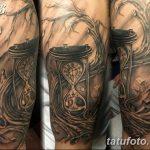 фото тату песочные часы от 21.10.2017 №117 - tattoo hourglass - tatufoto.com