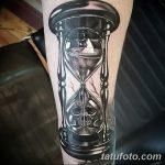 фото тату песочные часы от 21.10.2017 №119 - tattoo hourglass - tatufoto.com