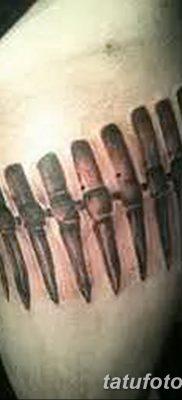 фото тату пуля от 23.10.2017 №047 – bullet tattoo – tatufoto.com