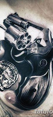фото тату пуля от 23.10.2017 №065 – bullet tattoo – tatufoto.com